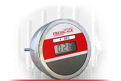 Termometro Digital Pressgage Puede colocarse fuera o dentro del terrario. termometro digital pressgage